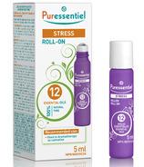 Puressentiel Stress Roll-On 12 Essentail Oils