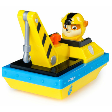 Paw Patrol Bath Paddlin Pup Rubble