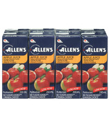 Allen's Apple Juice Boxes