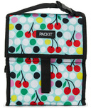 PackIt Freezable Lunch Bag Cherry Dots