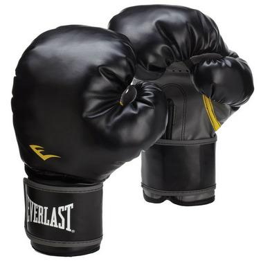 Everlast Classic Black Training Boxing Gloves