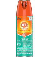 OFF! FamilyCare Insect Repellent Smooth & Dry Aerosol