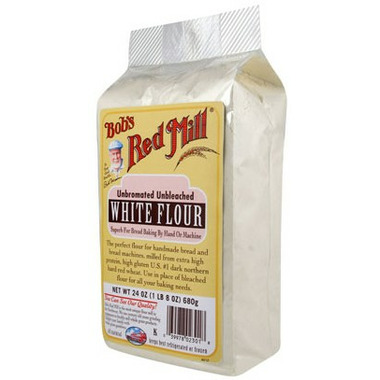 Bob\'s Red Mill Unbleached White Flour