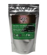 Giddy Yoyo poudre de chlorella crue biologique