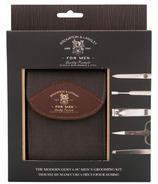 Brompton & Langley Men's 6 Peice Manicure Kit