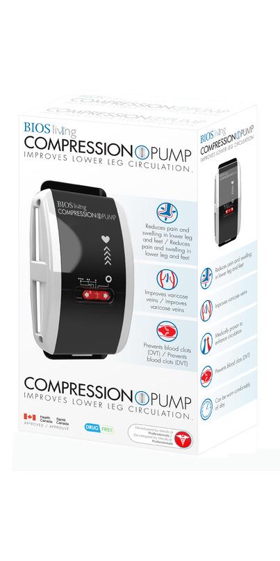 Buy BIOS Compression Pump Online in Canada | FREE Ship $29+