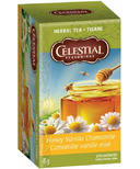Celestial Seasonings Honey Vanilla Chamomile Tea