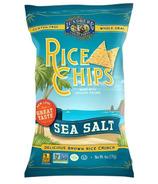 Lundberg Sea Salt Rice Chips