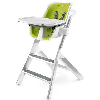 4moms High Chair White & Green