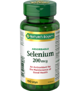 Nature's Bounty Selenium