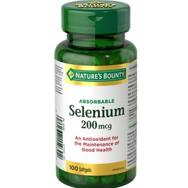 Nature\'s Bounty Selenium