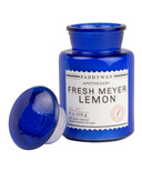 Paddywax Blue Apothecary Fresh Meyer Lemon Candle