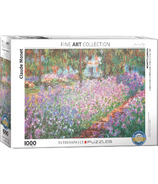 EuroGraphics Monet's Garden by Claude Monet Puzzle