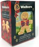 Walkers 3D Mini Gingerbread Men Shortbread