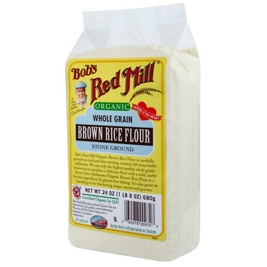 Bob\'s Red Mill Organic Brown Rice Flour