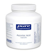 Pure Encapsulations Ascorbic Acid Capsules