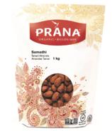 Prana Samadhi Gluten Free Tamari Almonds Large