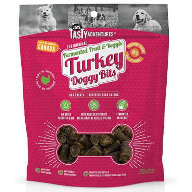 Jay\'s Tasty Adventures Fermented Dog Treats Turkey