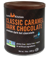 Castle Kitchen Hot Chocolate Classic Caramel Dark Chocolate