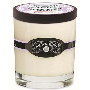 J.R. Watkins Lavender Soy Candle