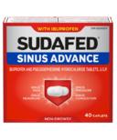 Sudafed Sinus Advance