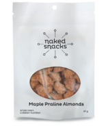 Naked Snacks Maple Praline Almonds Snack Size