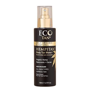 Eco Tan Hempitan Body Tan Water