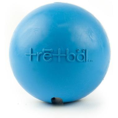 Petprojekt Large Tretbal Dog Toy in Blue