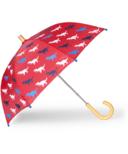 Hatley T-Rex Silhouettes Umbrella