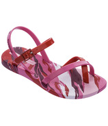 Ipanema Suzy Print Kids Pink/Red