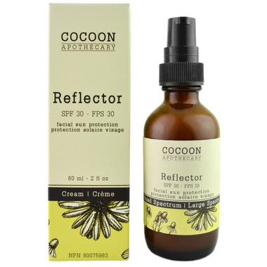 Cocoon Apothecary Reflector SPF 30 Facial Sun Protection