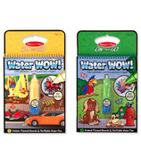 Melissa & Doug Water WOW! Vehicle and Animal