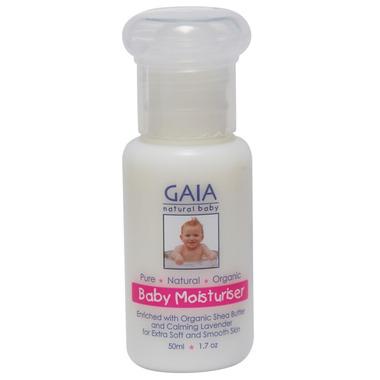 Gaia Natural Baby Moisturizer