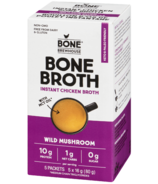 Bone Brewhouse Wild Mushroom Instanrt Chicken Bone Broth