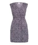 Boob The Misty Dress Midnight Blue Print