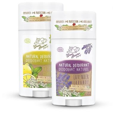 Green Beaver Natural Deodorant Value Pack