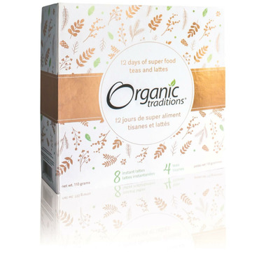 Organic Traditions Limited Edition 12 Day Holiday Box