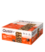 Quest Nutrition Snack Bar Peanut Chocolate Crunch Case