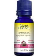 Divine Essence Wild Manuka Essential Oil