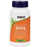 Now Foods EGCg Extrait de thé vert