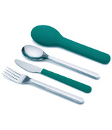 Joseph Joseph Go Eat Stainless Steel Compact Cutlery Set
