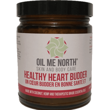 Oil Me North Healthy Heart Budder