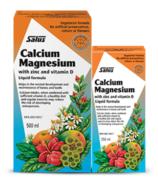 Salus Haus Calcium Magnesium Liquid Bonus Pack