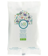 Baby Boo Bamboo Biodegradable 100% Bamboo Wipes Travel Size