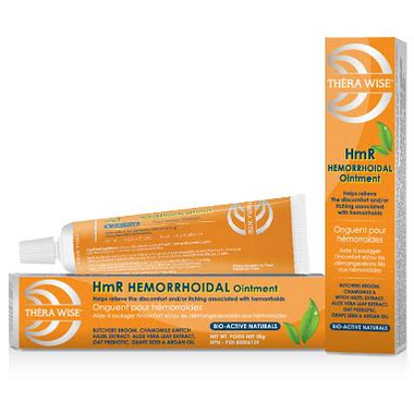 TheraWise HmR BioActive Hemorrhoidal Ointment
