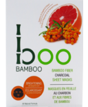 Boo Bamboo Sheet Mask Brightening 3 Pack