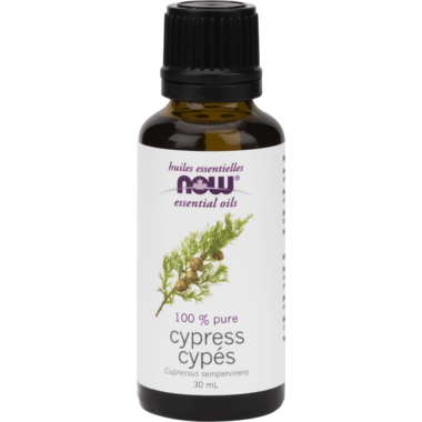 NOW Essential Oils Cypress Oil