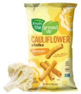 From the Ground up Cauliflower Stalk Cheddar