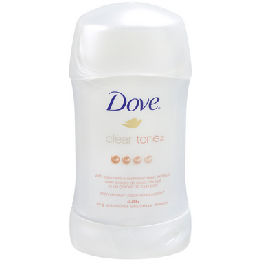 Dove Clear Tone Skin Renew Anti-Perspirant Stick