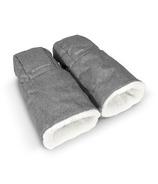 UPPAbaby Cozy Handmuffs Greyson Charcoal Melange